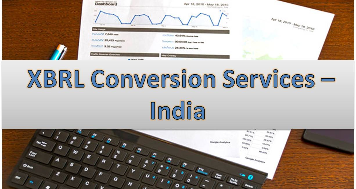 XBRL Conversion Services – India